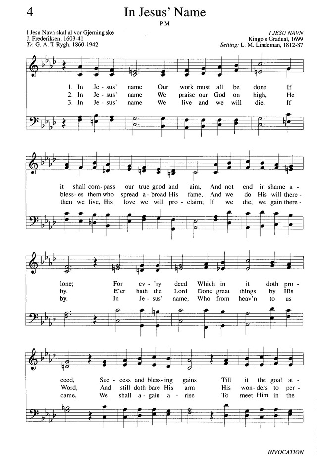 Evangelical Lutheran Hymnary page 208