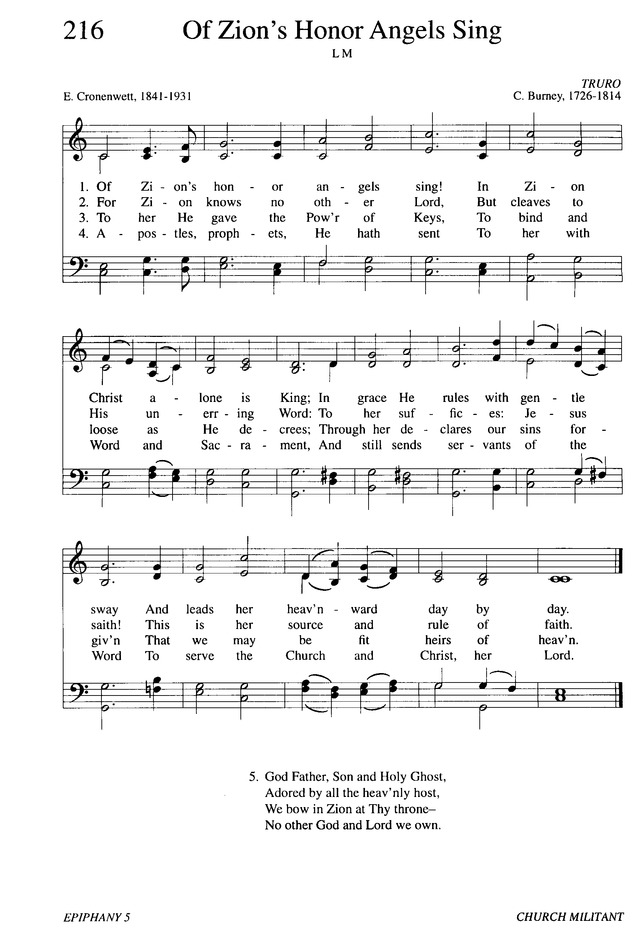 Evangelical Lutheran Hymnary page 460