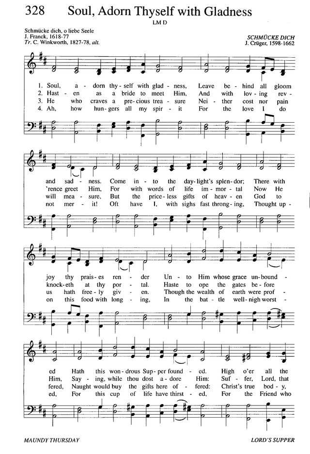 Evangelical Lutheran Hymnary page 590