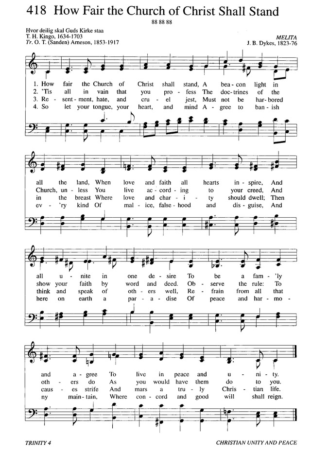 Evangelical Lutheran Hymnary page 698
