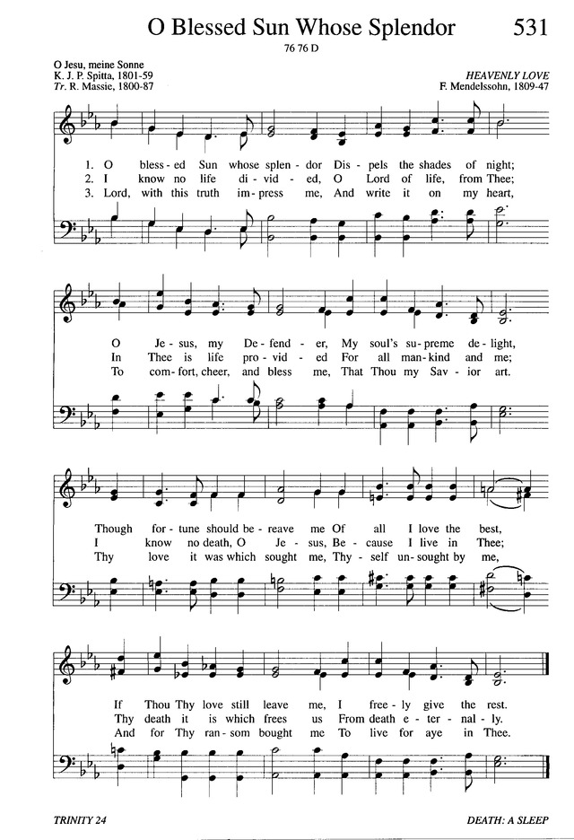 Evangelical Lutheran Hymnary page 829 | Hymnary org