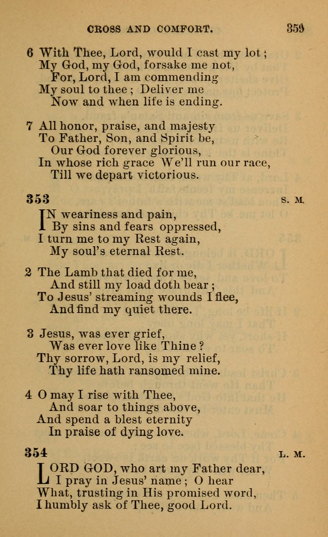 Evangelical Lutheran Hymn-book page 558