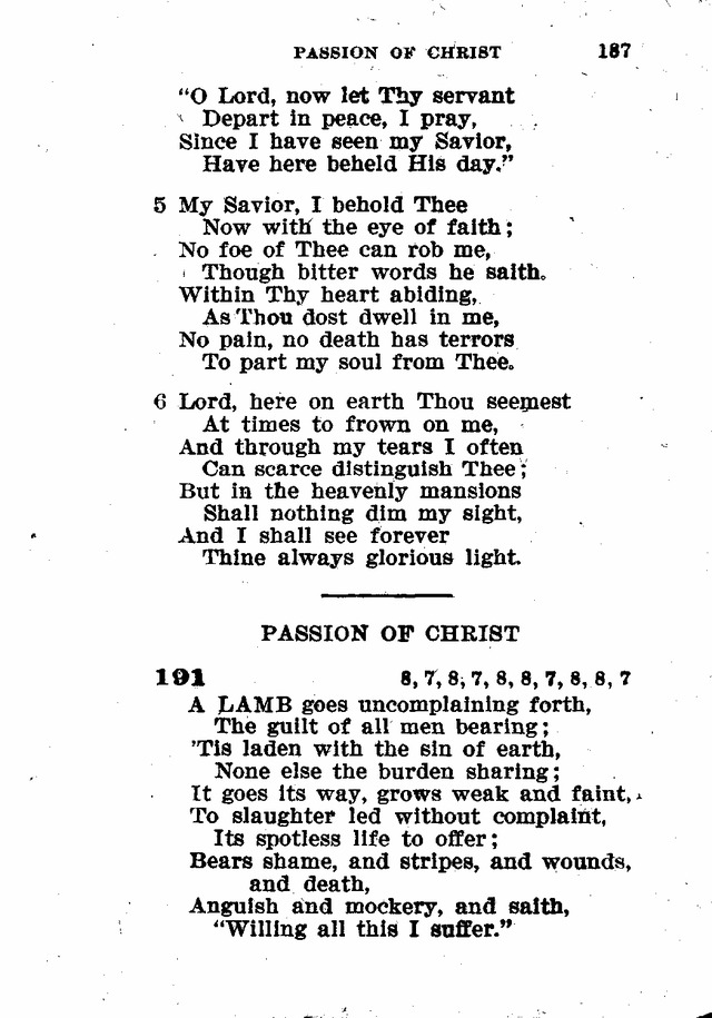 Evangelical Lutheran Hymn Book Page 415 Hymnary