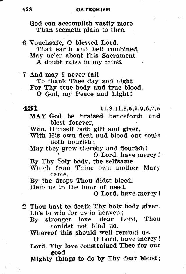 Lutheran Hymn Book