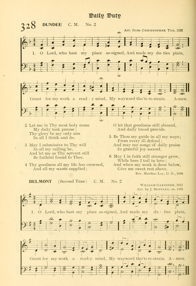 Evangelical Lutheran hymnal: with music page 351