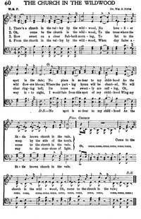 The Little Brown Church | Hymnary org