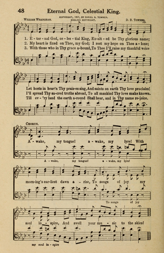 Famous Gospel Hymns page 48