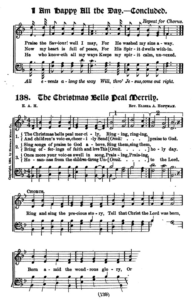 Favorite Gospel Songs page 135