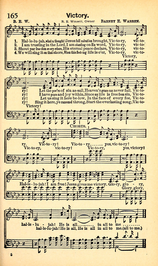 Lyric lyrics to shout to the lord : Victory | Hymnary.org