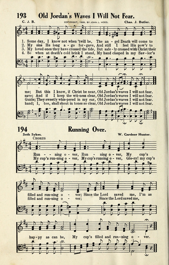 Running Over | Hymnary.org