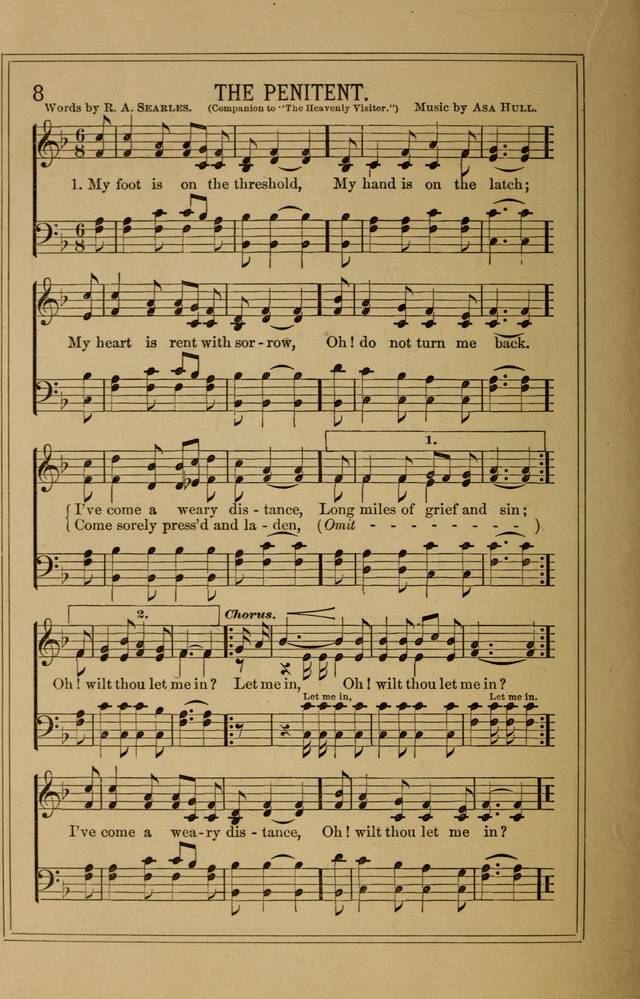 Grove Songs No. 2 page 6