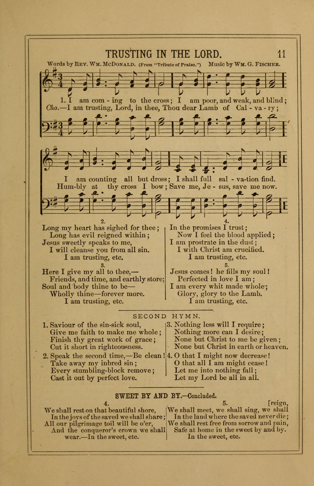 Grove Songs No. 2 page 9