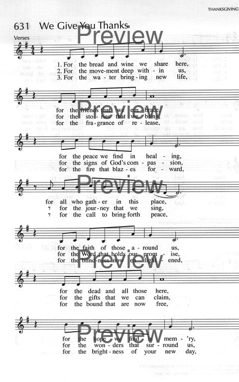 give thanks chords in g pdf