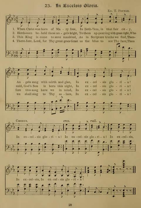 Old Christmas Carols.Gems Of Christmas Song A Collection Of Old Christmas Carols