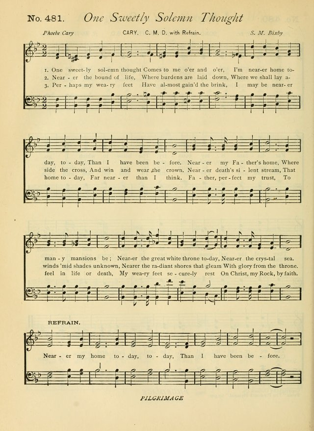 All Music Chords one sweet day sheet music : Gloria Deo: a Collection of Hymns and Tunes for Public Worship in ...