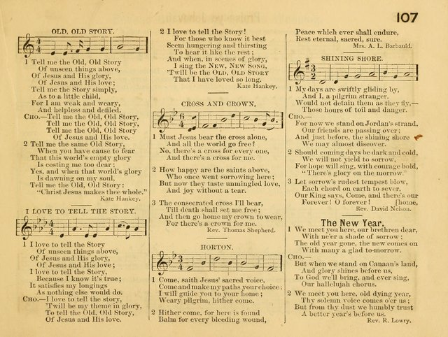 Good as Gold: A New Collection of Sunday School Songs page 105