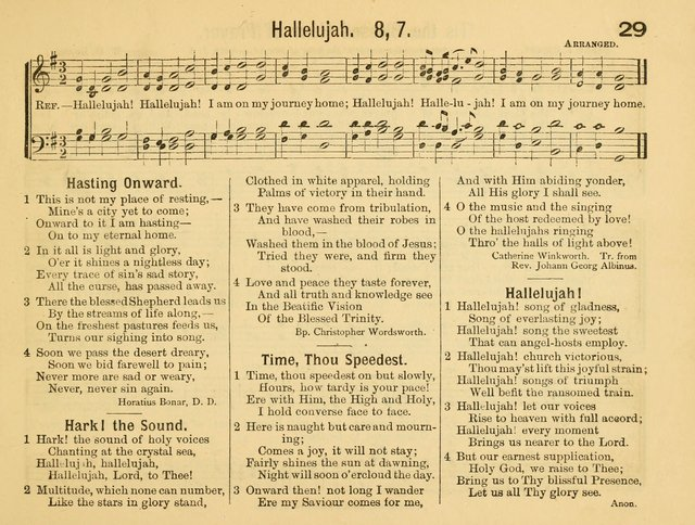 Good as Gold: A New Collection of Sunday School Songs page 27