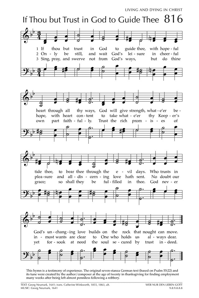 Glory to God: the Presbyterian Hymnal page 1004