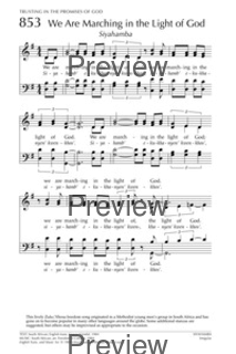SIYAHAMBA | Hymnary org