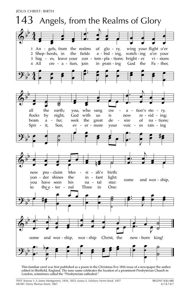 Glory to God: the Presbyterian Hymnal (2013), p.218