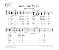 Kyrie | Hymnary org