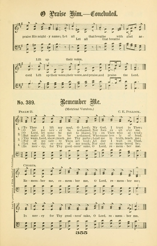 Gospel Hymns Nos. 5 and 6 Combined: for use in gospel meetings and other religious services page 362