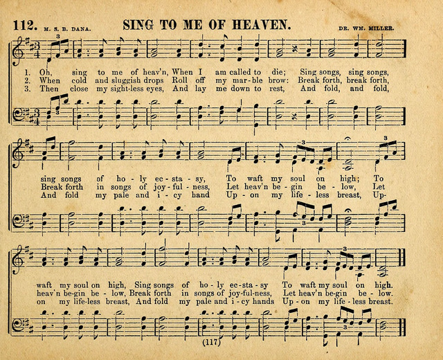 Heaven Is A Wonderful Place Sheet Music Wonderful Place