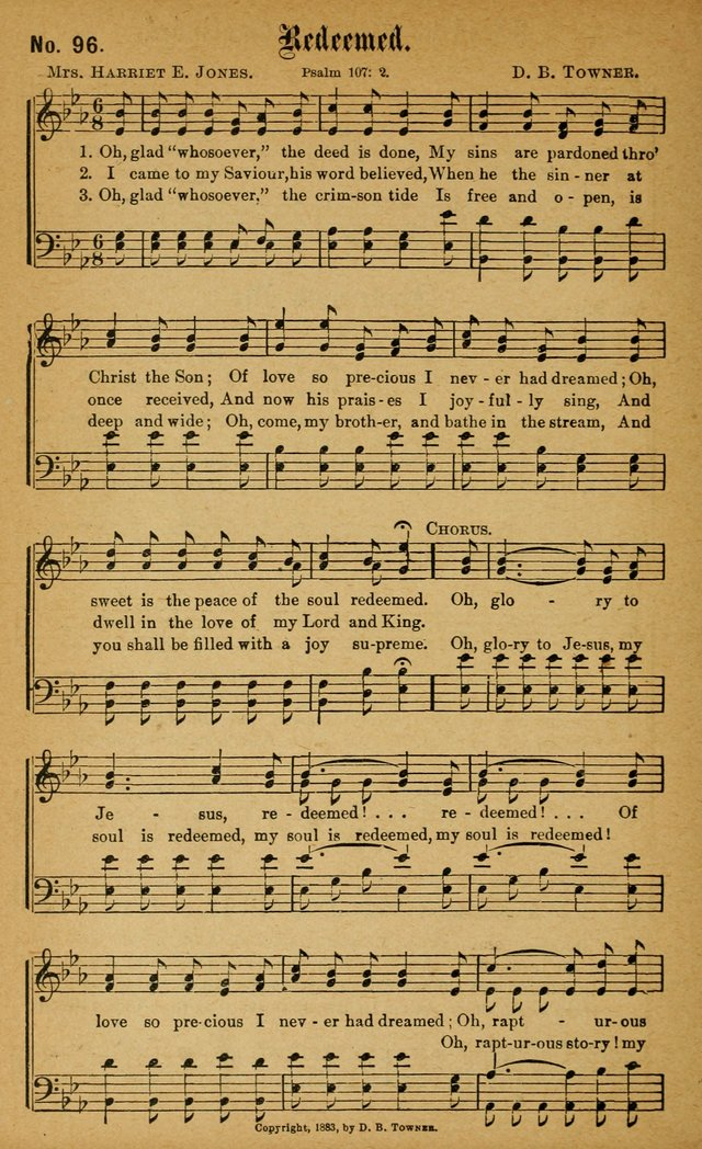 The Gospel Pilot Hymnal: a collection of new and standard hymns for Sunday schools, young peoples