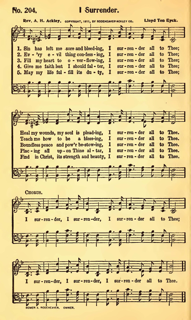 Great Revival Hymns No.2 page 212