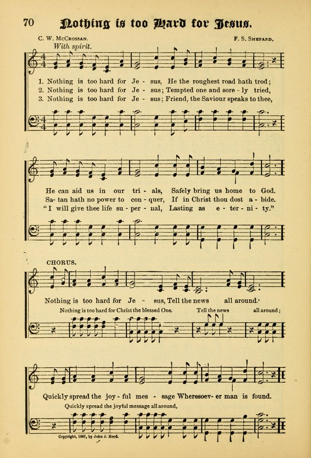 Gospel Song-Gems No.1 page 77