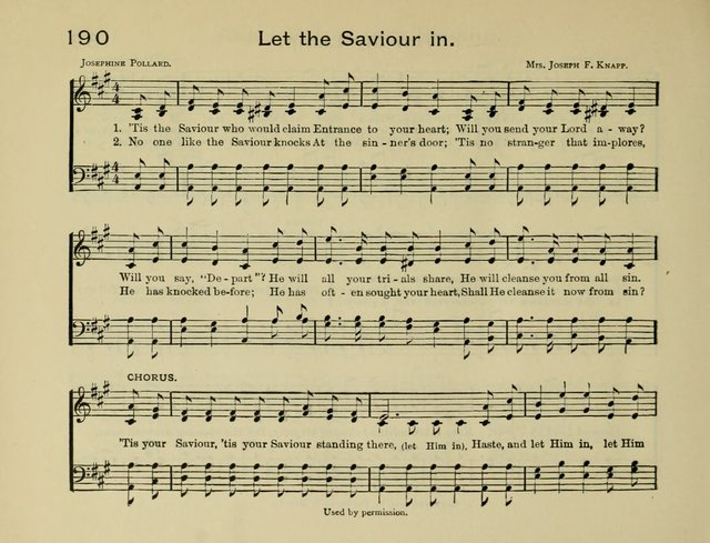 Gems of Song: for the Sunday School page 195