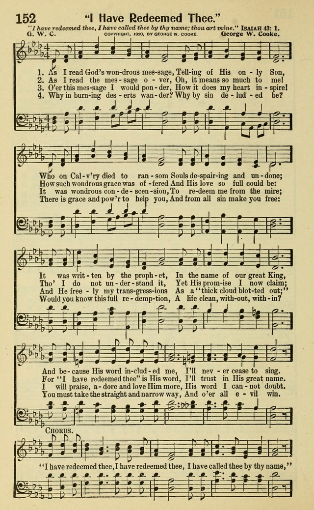 Glad Tidings in Song 152  As I read God's wondrous message | Hymnary org