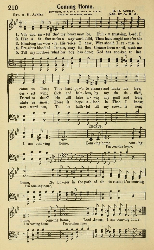 Glad Tidings in Song page 212