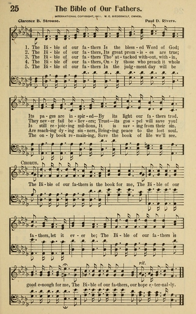 Glad Tidings in Song page 25