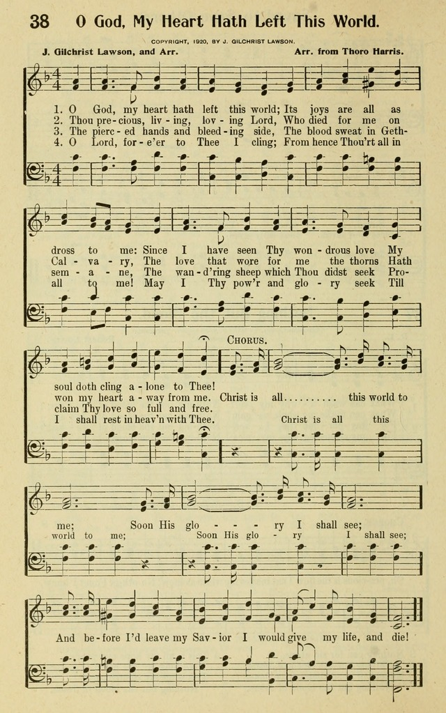 Glad Tidings in Song page 38
