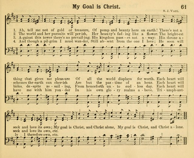 Glorious Things in Sacred Song for use in Sabbath Schools and Gospel Meetings page 59