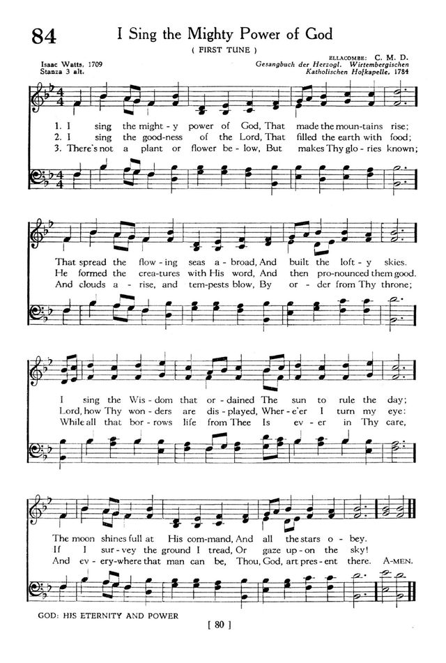 The Hymnbook page 80