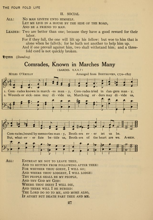 Hymnal for American Youth page 282