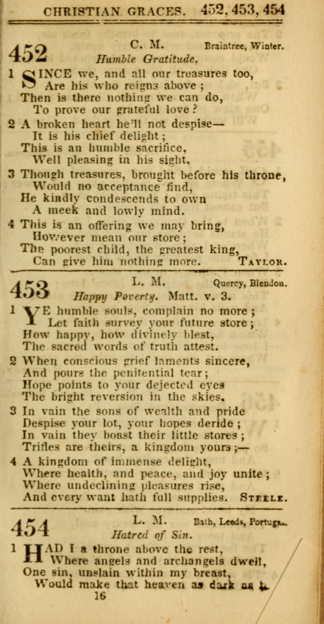 Hymns for Christian Melody page 241
