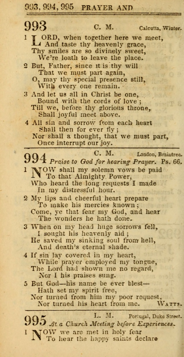 Hymns for Christian Melody page 534