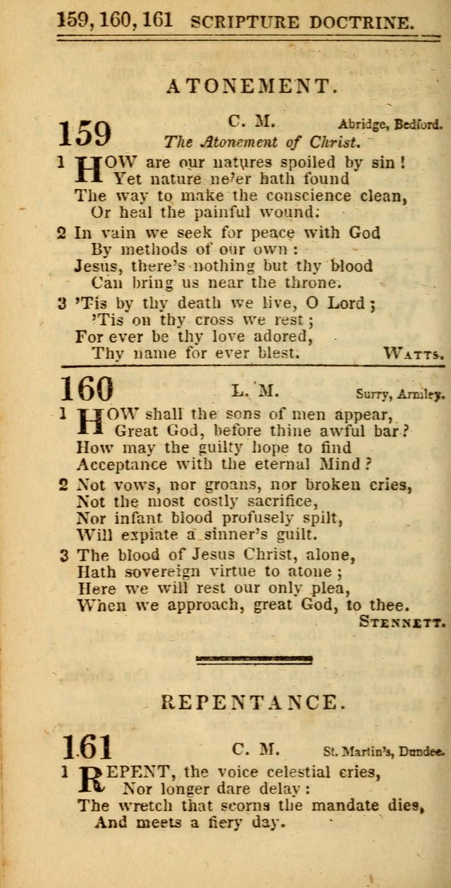 Hymns for Christian Melody page 88