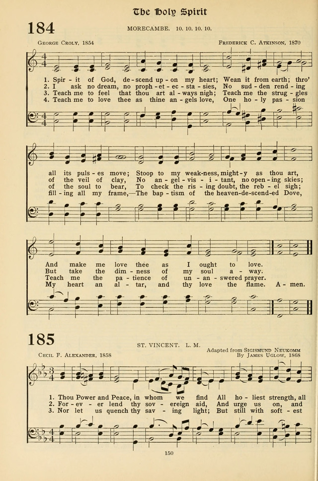 Hymns for the Living Age page 150 | Hymnary org