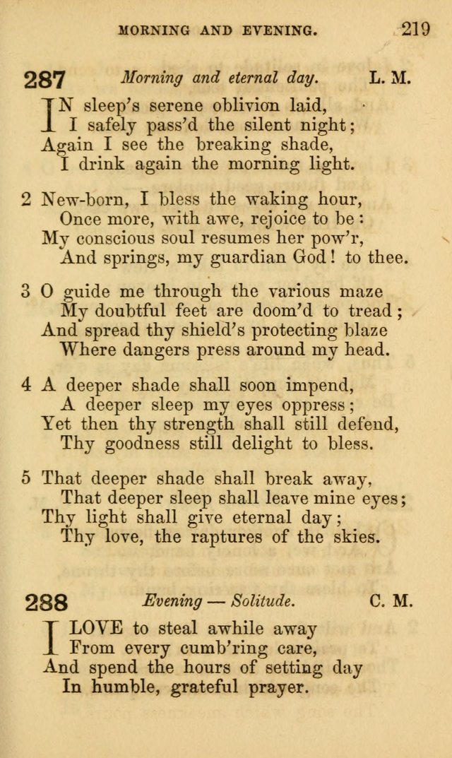 Hymns for Sunday Schools page 221