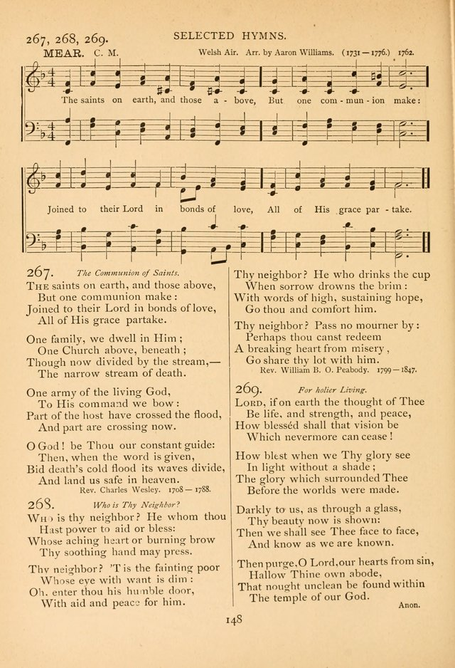 Hymnal, Amore Dei page 173