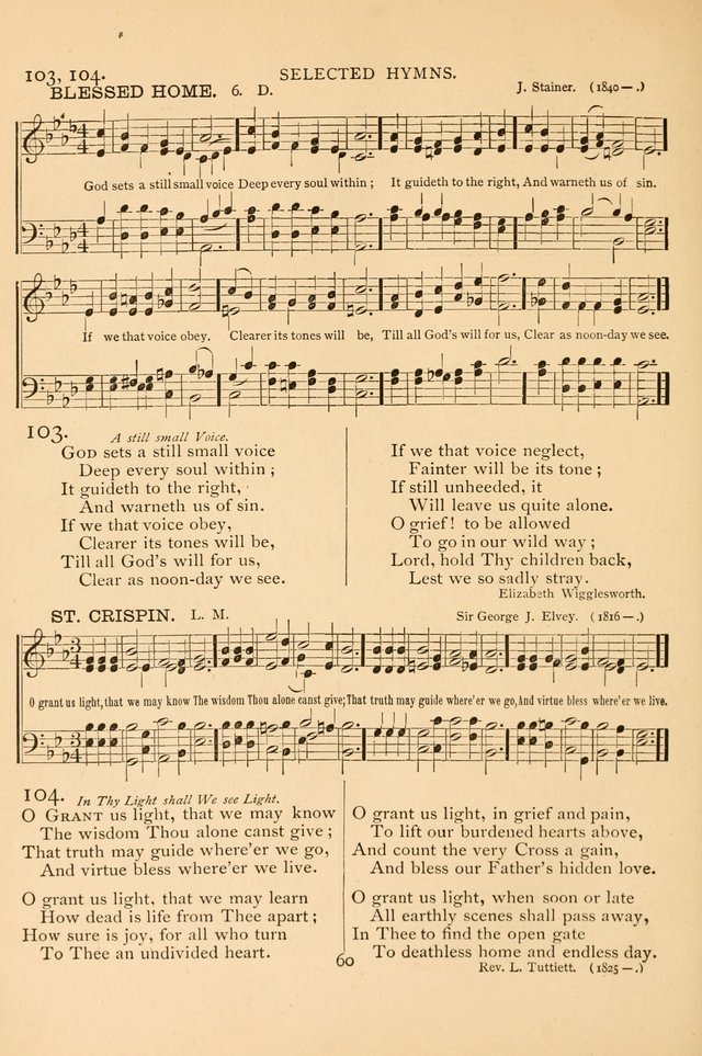 Hymnal, Amore Dei. Rev. ed. page 83