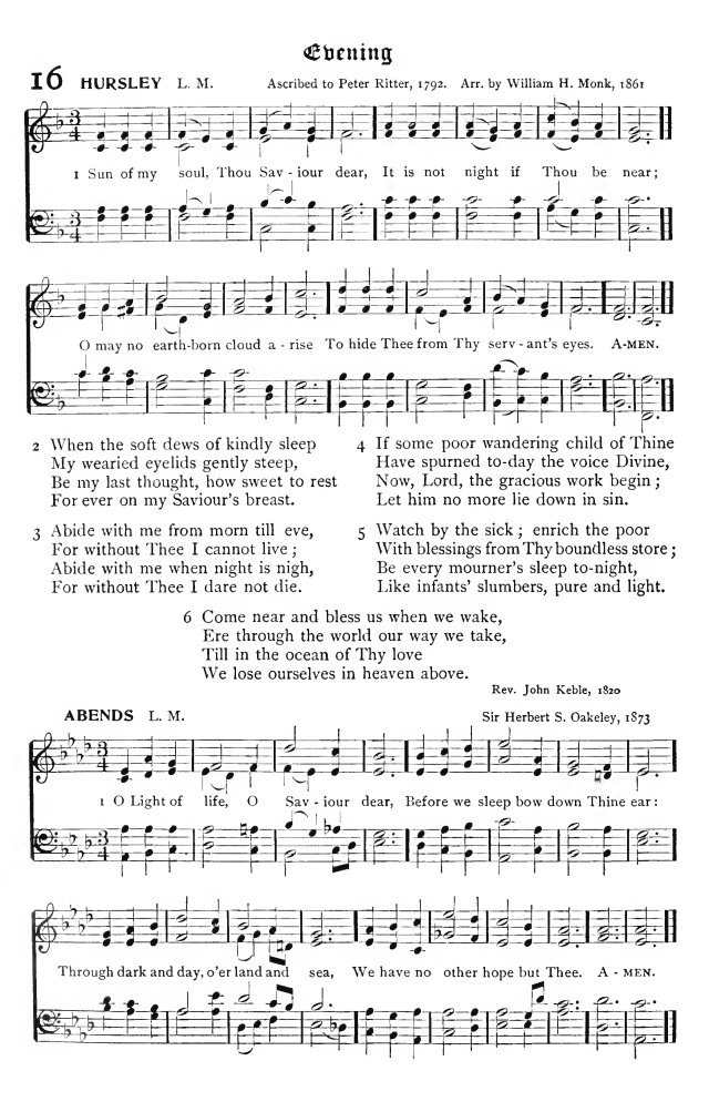 The Hymnal: published by the Authority of the General Assembly of the Presbyterian Church in the U.S.A. page 14
