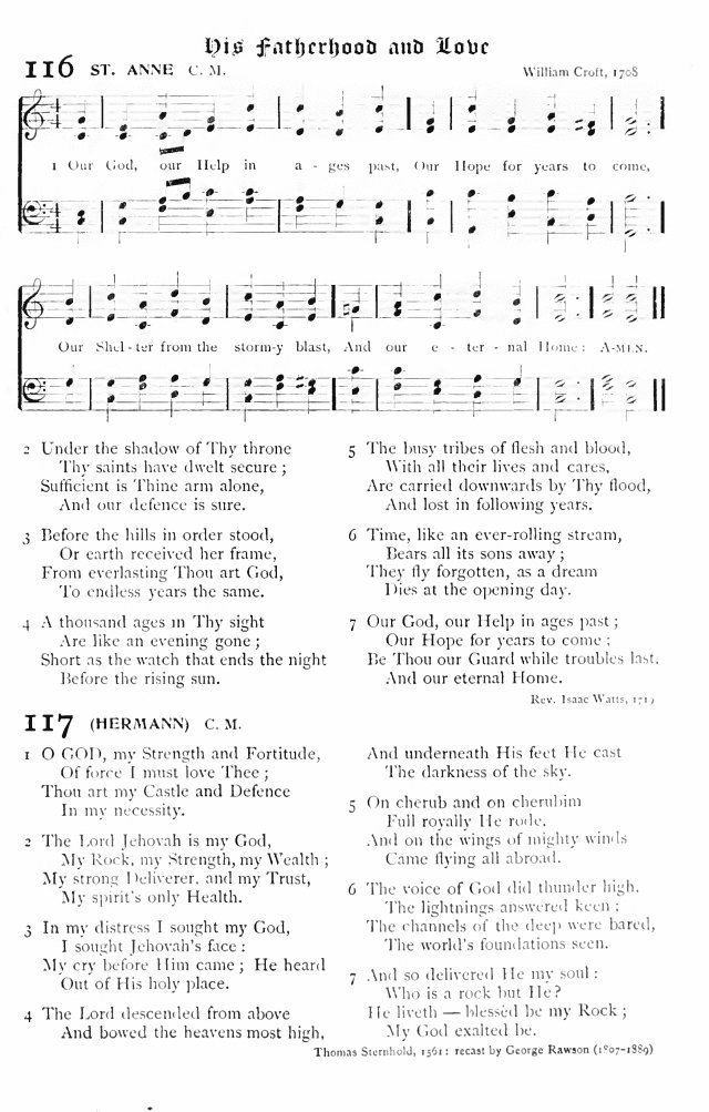 The Hymnal: published by the Authority of the General Assembly of the Presbyterian Church in the U.S.A. page 97