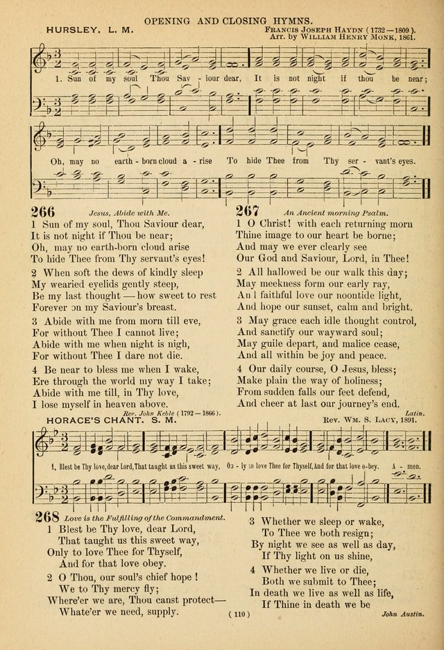 Hymns of the Ages for Public and Social Worship page 112