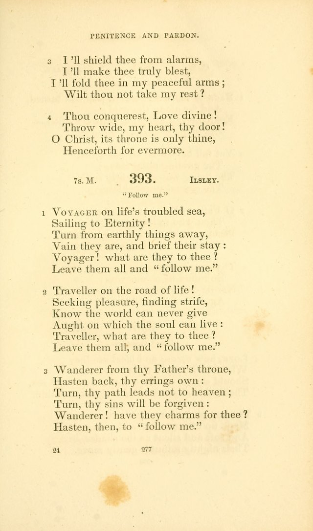 Hymn Book for Christian Worship page 320