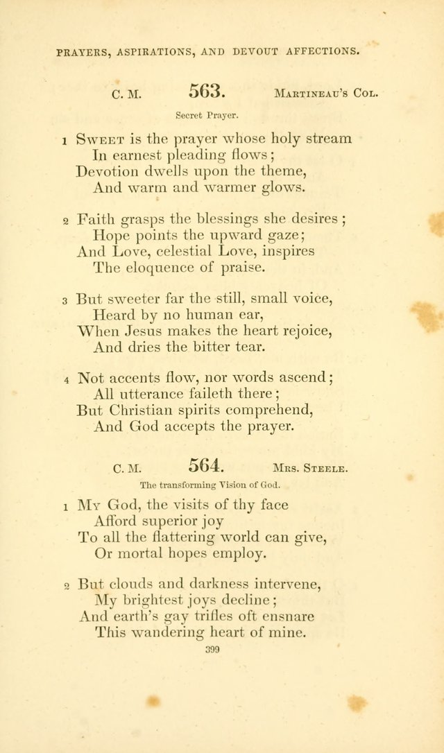 Hymn Book for Christian Worship page 442